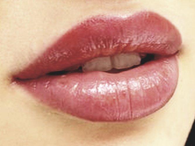 акварельные губы в Курске 03